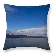 Lake Havasu Throw Pillow