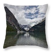 Lake Louise 2013 Throw Pillow