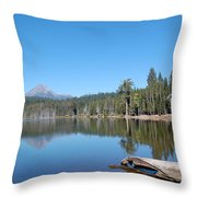Lake Of The Woods 1 Throw Pillow