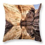 Lake Powell - Page Az Throw Pillow