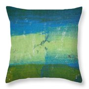 Lake Windermere Throw Pillow