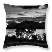 Lakes Of Killarney - County Kerry - Ireland Throw Pillow