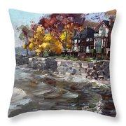 Lakeshore Mississauga Throw Pillow
