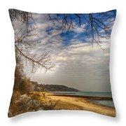 Lakeside Throw Pillow