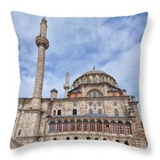 laleli Mosque 02 Throw Pillow