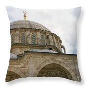 laleli Mosque 03 Throw Pillow