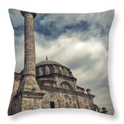 laleli Mosque 06 Throw Pillow