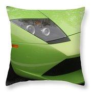 Lambopass8709 Throw Pillow