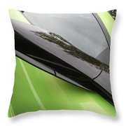 Lambopassmir8715 Throw Pillow