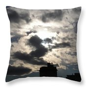 Lanciano-campanile Throw Pillow