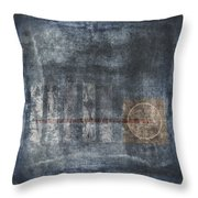 Land Bridge Throw Pillow