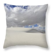New Mexico Land Of Dreams 3 Throw Pillow