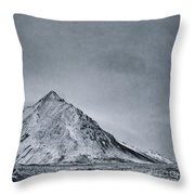Land Shapes 9 Throw Pillow