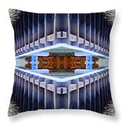 Landing Bay Throw Pillow