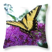 Landing Zone Throw Pillow