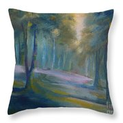 Lands End 03     Throw Pillow