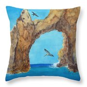 Lands End Throw Pillow