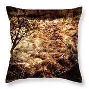 Landscape Of Life Throw Pillow
