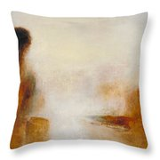 Landscape With Water Throw Pillow
