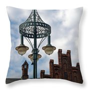Landskrona Sweden 111 Throw Pillow