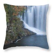 Lanesboro Dam 13 Throw Pillow