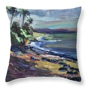 Laniakea Throw Pillow