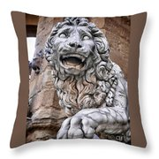 Lanzi Throw Pillow