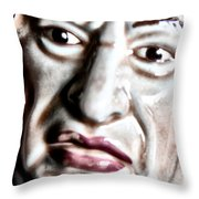 Larry Throw Pillow