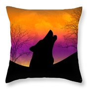 Last Call Throw Pillow