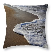 Last Day In Paradise Throw Pillow