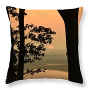 Last Day Of Summer 2013 Throw Pillow