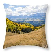 Last Dollar Road  3 Throw Pillow