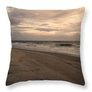 Last Minutes Of The Day Throw Pillow