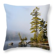 Last Warmth Throw Pillow
