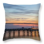 Lasting Impressions Throw Pillow