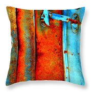 Latched Throw Pillow