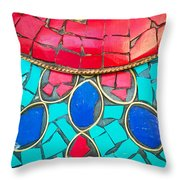 Latinhas Collection 001 Throw Pillow