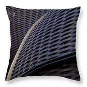 Lattice Dome Throw Pillow