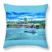 Lauderdale Throw Pillow
