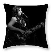 Lauren Eddy Throw Pillow