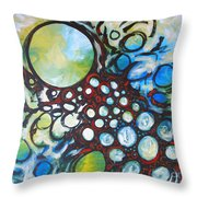 Lava Lamp Studio No.1 Throw Pillow
