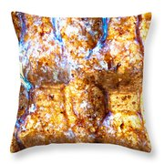 Laws Of Illusion Throw Pillow