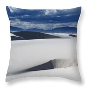 Layers And Layers Throw Pillow