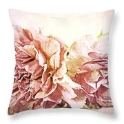 Layers Of Love Throw Pillow