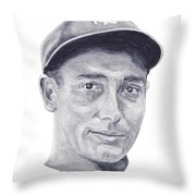 Lazzeri Throw Pillow