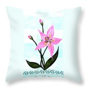 Le Reve The Dream 2 Throw Pillow