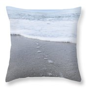 Leading To The Sea Throw Pillow