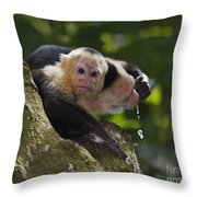 Learning... Throw Pillow