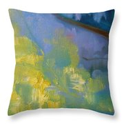 Leaves 3 Throw Pillow