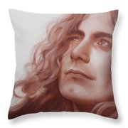 Leaves Are Falling All Around Throw Pillow
